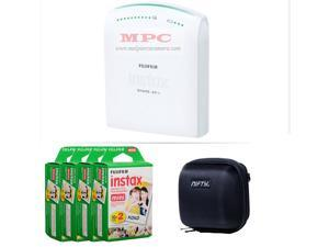 FUJIFILM INSTAX SHARE SMARTPHONE PRINTER SP 1 WITH 80 SHOTS AND CASE KIT