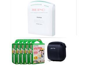 FUJIFILM INSTAX SHARE SMARTPHONE PRINTER SP 1 WITH 100 SHOTS AND CASE KIT