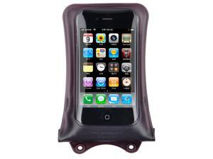 DiCAPac WP-i10 Dark Brown Premium Series Waterproof Case for Smartphones up to 4.7-Inches