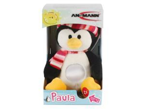 "Ansmann LED Babycare Night Light Plush Toy ""Paula"" with Lullaby Function"