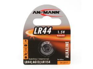 Ansmann Alkaline button cell LR44RRP 1.5V