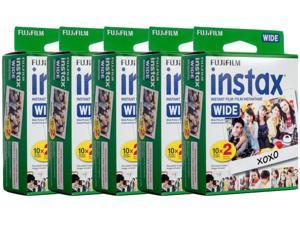 Fujifilm instax Wide Instant Film (2 x Twin Packs)  (100 Films)