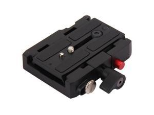 3433PL Quick Release 577 Rapid Connect Adapter for Manfrotto 501 503 701HDV 577 with Sliding Mounting Plate