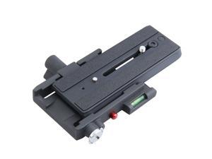 MH631 Quick Release System with MH611 Long Slide Plate Camera Mount