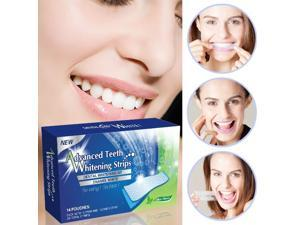 Professional Dental Teeth Whitening Strip Tooth Whitening Strip Tooth Bleaching Whiter Whitestrips Set White Smaile Clinic 14Pairs/pack