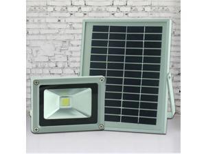 Outdoor LED Solar Lamp Power Garden Light 10W 1OV LED Solar Floodlight Solar Lamp for Yard Garden SL-310B