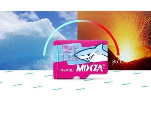 MIXZA Memory Card 128GB 64GB 32GB 16GB 8GB Micro SD Card Class10 UHS-1 Flash Card Memory Micro SD Card for Smartphone/Tablet