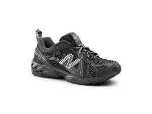 New Balance SureGrip Womens 573 SG Black/Gray Trail Off-Road Athletic Work Shoes 5M