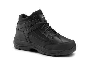 Keuka SureGrip Mens Braxton Black Slip Resistant Work Boots 10.5M