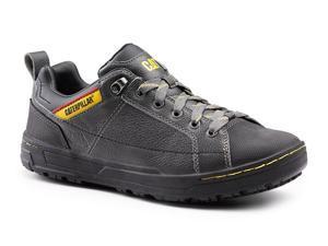 Caterpillar SureGrip Mens Brode SG Pepper Athletic Slip Resistant Work Shoes  10M