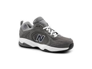 New Balance SureGrip Womens 623 SG Gray Fitness Athletic Work Shoes 5.5M