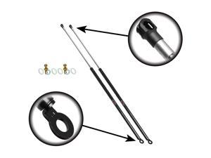 Qty (2) Mazda RX7 1986 To 1991 Rear Hatch Lift Supports (yes we finally have these) (exc convertible) - 6229