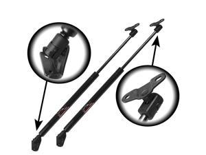 Qty (2) LEXUS RX330 RX400H 2004 To 2006 Liftgate Lift Supports With Power Gate - PM3120