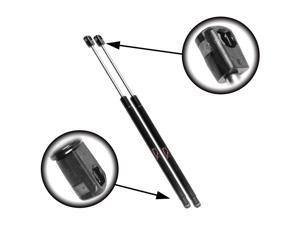 Qty (2) LINCOLN Navigator 2003 2004 2005 2006 Front Hood Lift Supports, Struts, Shocks, Dampers.  Strong Arm 6306 - 6306