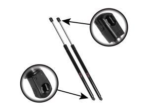 Qty (2) StrongArm 6670 Rear Liftgate Hatch Tailgate Lift Supports Struts Shocks W/O Power Gate - 6670