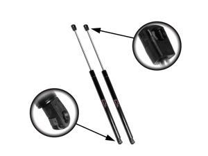 Qty (2)  Chevrolet Blazer 2 Door (WITH DROPGATE ONLY) 1995 1996 1997 1998 1999 2000 2001 Rear Window Lift Supports - 4642