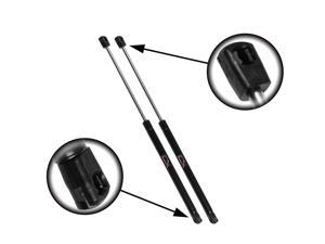 Qty (2) DODGE Ram 2002 To 2008 Front Hood Lift Supports Struts Shocks Springs Dampers - 4364