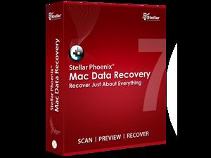 Stellar Phoenix Mac Data Recovery Version 7 - Lifetime license