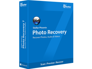 Stellar Phoenix Photo Recovery Windows - Lifetime license