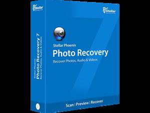 Stellar Phoenix Photo Recovery  (Mac) - Lifetime license