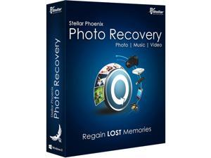 Stellar Phoenix Photo Recovery Windows Version 6.0 - Lifetime License- 50 % off - OFFER VALID ONLY TILL STOCK LASTS