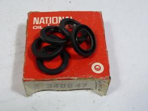 National Seal 340847 Oil Seal 1/2x0.756x1/8in