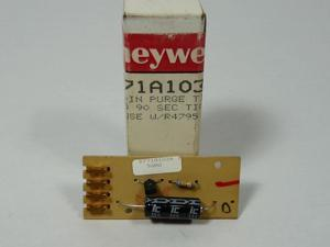 Honeywell Inc. ST71A104 Prepurge Timer for R4795 Control Systems 90 sec
