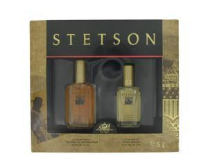 STETSON by Coty for Men - Gift Set -- 1.5 oz Cologne + .75 oz After Shave
