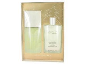 L'EAU D'ISSEY (issey Miyake) by Issey Miyake for Men - Gift Set -- 4.2 oz Eau De Toilette Spray + 3.4 oz After Shave Balm