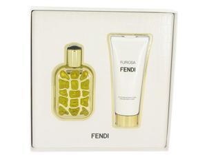 Fendi Furiosa by Fendi for Women - Gift Set -- 1.7 oz Eau De Parfum Spray + 2.5 oz Body Lotion