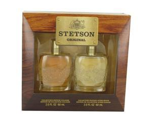 STETSON by Coty for Men - Gift Set -- 2 oz Cologne  + 2 oz After Shave