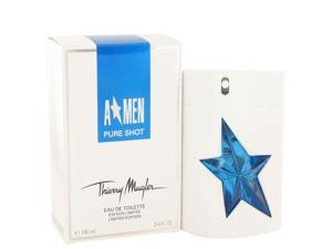 Angel Pure Shot by Thierry Mugler for Men - Eau De Toilette Spray 3.4 oz