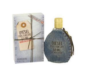 Fuel For Life Denim by Diesel for Men - Eau De Toilette Spray 1.7 oz