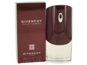 Givenchy (Purple Box) by Givenchy for Men - Eau De Toilette Spray 3.3 oz