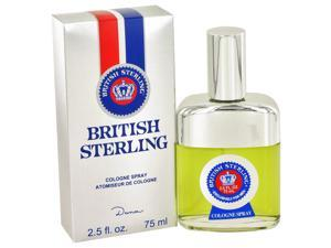 BRITISH STERLING by Dana for Men - Cologne Spray 2.5 oz