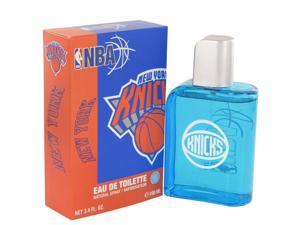 NBA Knicks by Air Val International for Men - Eau De Toilette Spray 3.4 oz