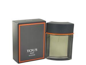 Tous Man Intense by Tous for Men - Eau De Toilette Spray 3.4 oz