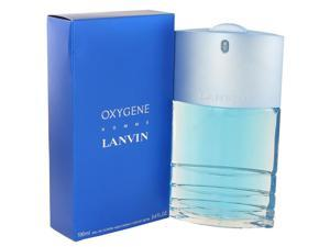 OXYGENE by Lanvin for Men - Eau De Toilette Spray 3.4 oz