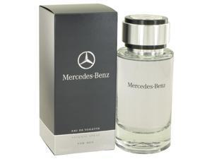 Mercedes Benz by Mercedes Benz for Men - Eau De Toilette Spray 4 oz
