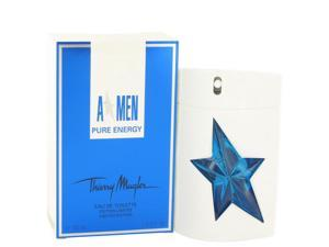 Angel Pure Energy by Thierry Mugler for Men - Eau De Toilette Spray 3.4 oz