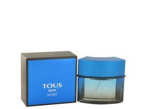 Tous Man Sport by Tous for Men - Eau De Toilette Spray 1.7 oz