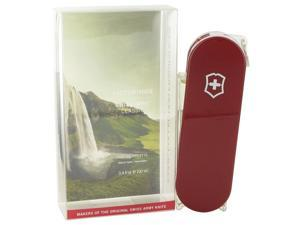 SWISS ARMY by Swiss Army for Men - Eau De Toilette Spray (Iconic Collection Swing Out Bottle) 3.4 oz