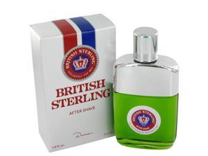 BRITISH STERLING by Dana for Men - After Shave 3.8 oz