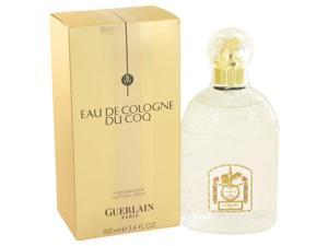 Du Coq by Guerlain for Men - Eau De Cologne Spray 3.4 oz