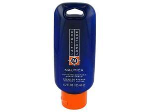 LATITUDE LONGITUDE by Nautica for Men - Shave Cream 4.2 oz