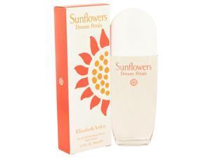 Sunflowers Dream Petals by Elizabeth Arden for Women - Eau De Toilette Spray 3.3 oz