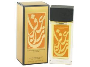 Calligraphy Saffron by Aramis for Women - Eau De Parfum Spray 3.4 oz