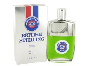BRITISH STERLING by Dana for Men - After Shave 5.7 oz
