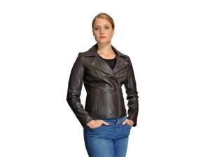 Michael Kors Motorcycle Leather Jacket