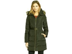 Michael Kors Down Coat with Zip Out Hood